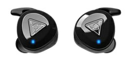 VIE STYLE ヴィースタイル フルワイヤレスイヤホン VIE FIT(ヴィーフィット) ブラック VIEE-10001 [ワイヤレス(左右分離)][VIEE10001]【ワイヤレスイヤホン】