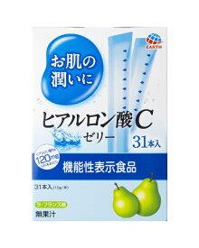 アース製薬 Earth お肌の潤いにヒアルロン酸Cゼリー31本