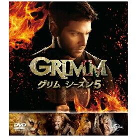 NBCユニバーサル NBC Universal Entertainment GRIMM/グリム シーズン5 バリューパック【DVD】