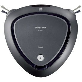 パナソニック Panasonic ロボット掃除機 「RULO(ルーロ)」 MC-RS310-H メタリックブラック[MCRS310H お掃除ロボット]