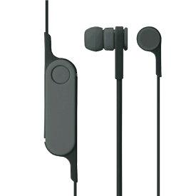 エレコム ELECOM ブルートゥースイヤホン カナル型 ブラック LBT-HPC14AVBK [リモコン対応 /ワイヤレス(ネックバンド) /Bluetooth][LBTHPC14AVBK]