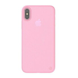 SWITCH EASY スイッチイージー iPhone XS Max対応 0.35UltraSlim SEI9LCSPP35PK Pink
