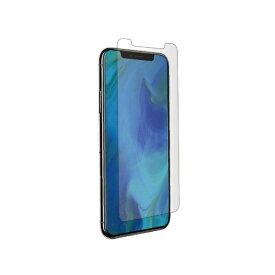 樫村 KASHIMURA iPhone XS Max 6.5インチ対応 保護強化ガラス ハードコート/クリア BP-796 BP-796