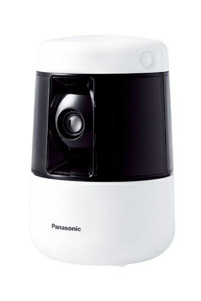 パナソニック Panasonic ホームネットワークシステム「HDペットカメラ」 KX-HZN200-W ホワイト [200万画素〜][KXHZN200W]