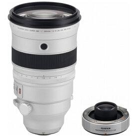 富士フイルム FUJIFILM カメラレンズ XF200mmF2 R LM OIS WR FUJINON(フジノン) ホワイト [FUJIFILM X /単焦点レンズ][FXF200MMF2RLMOIS]