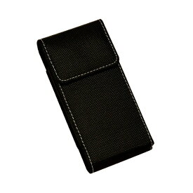 ラスタバナナ RastaBanana スマートフォン用 キャリングケース ベルトループ 縦型S RFRWSTS01BK ブラック