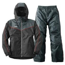 ロゴス LOGOS 防水防寒スーツ LIPNER オーウェン(3Lサイズ/ブラック)30336710