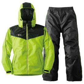 ロゴス LOGOS 防水防寒スーツ LIPNER オーウェン(Lサイズ/グリーン)30336362