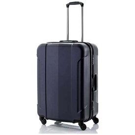 協和 【ビックカメラグループオリジナル】スーツケース GRAN GEAR ネイビー 6296952 [73L]【point_rb】