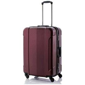 協和 【ビックカメラグループオリジナル】スーツケース 73L GRAN GEAR ワインレッド 6296953 [TSAロック搭載]