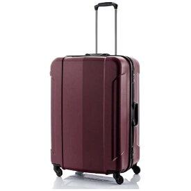 協和 【ビックカメラグループオリジナル】スーツケース GRAN GEAR ワインレッド 6296963 [96L]【point_rb】