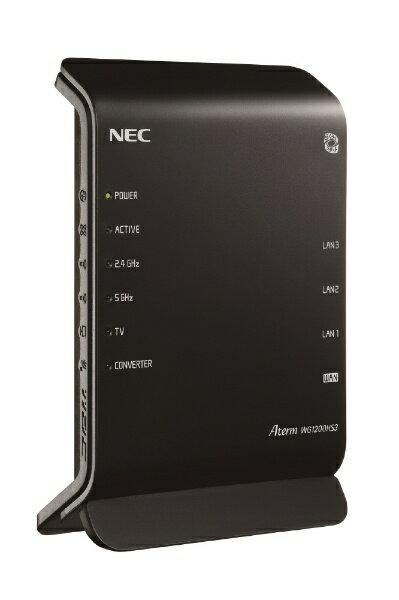 NEC エヌイーシー PA-WG1200HS3 wifiルーター Aterm(エーターム) [ac/n/a/g/b][PAWG1200HS3]