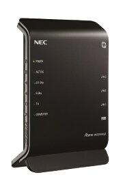 NEC エヌイーシー PA-WG1200HS3 wifiルーター Aterm(エーターム) [ac/n/a/g/b][無線LANルーター PAWG1200HS3]