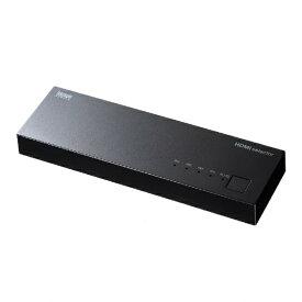 サンワサプライ SANWA SUPPLY HDMI切替器(4入力・1出力) SW-HD41L