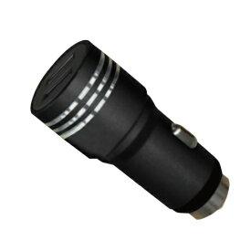 ウイルコム WILLCOM DC/USBソケット2.4A セーフティハンマー仕様 DC003BK