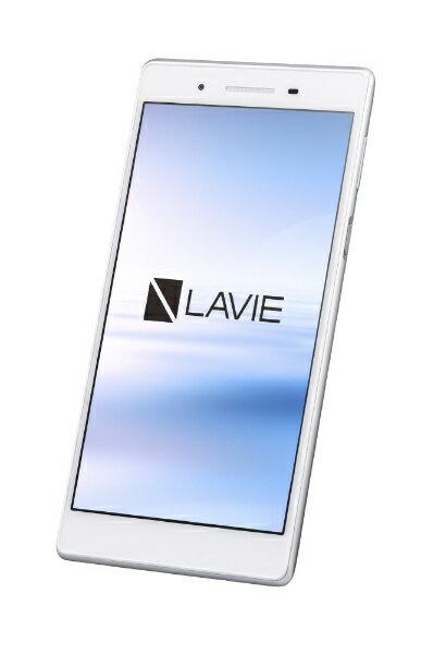 NEC エヌイーシー PC-TE507JAW Androidタブレット ホワイト[PCTE507JAW]