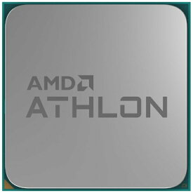 AMD エーエムディー 〔CPU〕 AMD Athlon200GE(2C4T、TDP35W、AM4)With Cooler YD200GC6FBBOX[YD200GC6FBBOX]
