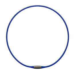 TDK ティーディーケイ 磁気ネックレス EXNAS エクナス(50cm×φ3.4mm/ブルー)D1A50BLU
