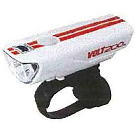 キャットアイ CATEYE USB充電式LEDライト VOLT200(ホワイト×ブルーストライプ) HL-EL151RC【限定色】【発売日以降のお届け】