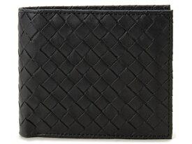 モンテスピガ monte SPIGA モンテスピガ monte SPIGA 二つ折り財布 MOSQS371BK ブラック メンズ 財布