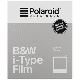 ポラロイド Polaroid Polaroid Originals インスタントフィルム B&W Film For i-Type 4669