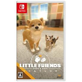 イマジニア LITTLE FRIENDS - DOGS & CATS -【Switch】