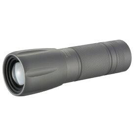 オーム電機 OHM ELECTRIC LHA-DA432Z-S 懐中電灯 ズームライト LEDIANTOR ZOOM [LED /単4乾電池×3 /防水]