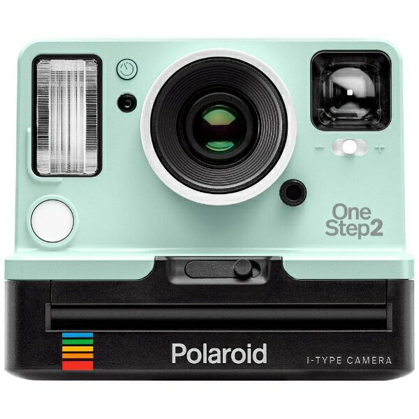 ポラロイド Polaroid Originals OneStep 2 i-Type Camera Mint Edition(ミント エディション)[9007]