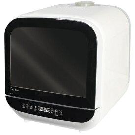 エスケイジャパン SKJapan 食器洗い乾燥機 [工事不要型] Jaime(ジェイム) ホワイト SDW-J5L(W) [3人用][食洗機 食器洗浄機 食器洗い機 小型 Jaime ジェイム]