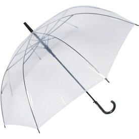 中谷 NAKATANI ビニール長傘 BLACK NN-1065 [雨傘 /65cm]