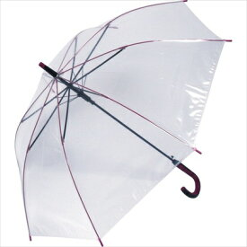 中谷 NAKATANI ビニール長傘 NON SLIP TYPE(ノンスリップ) PURPLE NN-1160 [雨傘 /60cm]