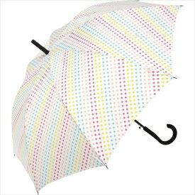 中谷 NAKATANI 【傘】dot・60cm AM-7005 オフホワイト