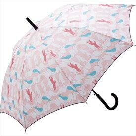 中谷 【傘】kumakamo・60cm AM-7007 サーモン