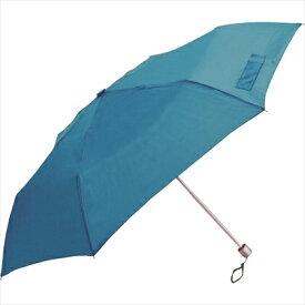 中谷 NAKATANI 【折りたたみ傘】無地 スリム・50cm 60255 エメラルド