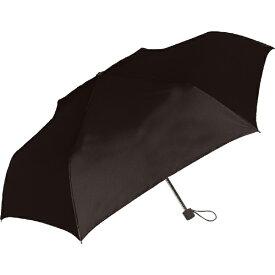 中谷 NAKATANI 【折りたたみ傘】耐風 無地・50cm AM-8020-18 ブラック