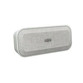HOUSE OF MARLEY ハウスオブマーリー ブルートゥース スピーカー EM-NO-BOUNDS-XL-GY グレイ [Bluetooth対応 /防水][EMNOBOUNDSXLGY]