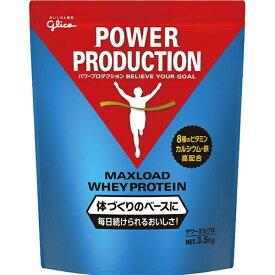 グリコ GLICO マックスロードホエイプロテイン【サワーミルク風味/3.5kg】