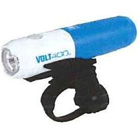 キャットアイ CATEYE USB充電式LEDライト VOLT400(ホワイトブルー) HL-EL461RC【限定色】