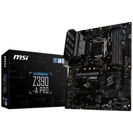 MSI エムエスアイ マザーボード  Z390-A PRO [ATX /1151][Z390APRO]