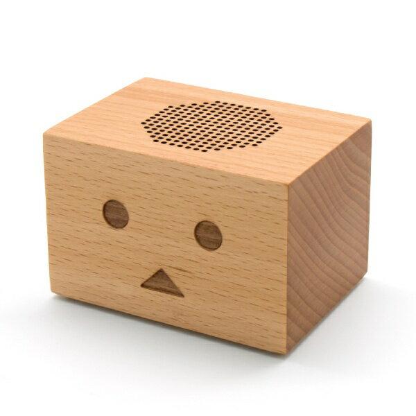 CHEERO ブルートゥーススピーカー cheero Danboard Wireless Speaker CHE-617-BR [Bluetooth対応]