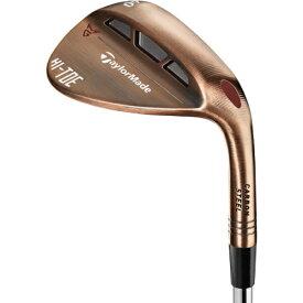 テーラーメイドゴルフ Taylor Made Golf ウェッジ MILLED GRIND HI-TOE WEDGE 60 バウンス角:10°《Dynamic Gold スチールシャフト》S