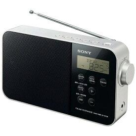 ソニー SONY ホームラジオ ブラック ICF-M780N [AM/FM/短波 /ワイドFM対応][ポータブルラジオ ICFM780NBC]