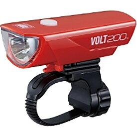 キャットアイ CATEYE USB充電式LEDライト VOLT200(レッド) HL-EL151RC