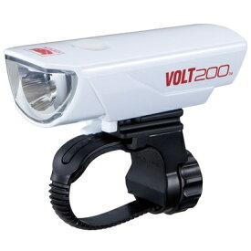 キャットアイ CATEYE USB充電式LEDライト VOLT200(ホワイト) HL-EL151RC