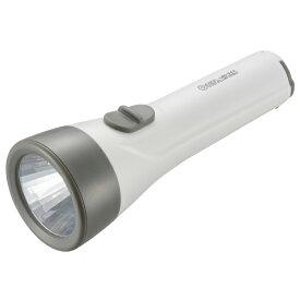 オーム電機 OHM ELECTRIC LED懐中ライト (65lm) LHP-07BL7 [LED /単3乾電池×2]
