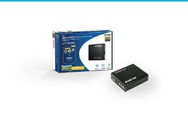 テック TEC 4K出力対応 S端子/コンポジット出力変換アップスキャンコンバータ「TSCHDMI4」 TSCHDMI4