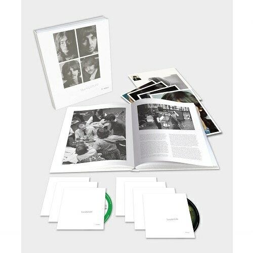 【2018年11月09日発売】 【送料無料】 ユニバーサルミュージック ザ・ビートルズ/ ザ・ビートルズ(ホワイト・アルバム)<スーパー・デラックス・エディション> 期間限定価格盤【CD】