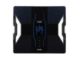 タニタ TANITA RD-909-BK 体組成計 innerscanDUAL(インナースキャンデュアル) ブラック [スマホ管理機能あり][RD909BK]