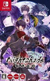ディースリー・パブリッシャー D3 PUBLISHER Nightshade/百花百狼【Switch】