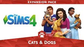 エレクトロニック・アーツ Electronic Arts The Sims 4 Cats & Dogsバンドル【PS4】